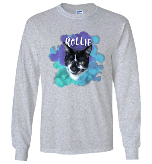Sweet Rollie Unisex Long Sleeve T-shirt S-2XL