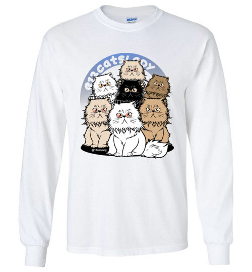 12catslady Unisex Long Sleeve