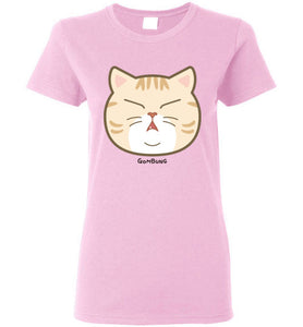 Face GomBung Women's T-shirt S-2XL