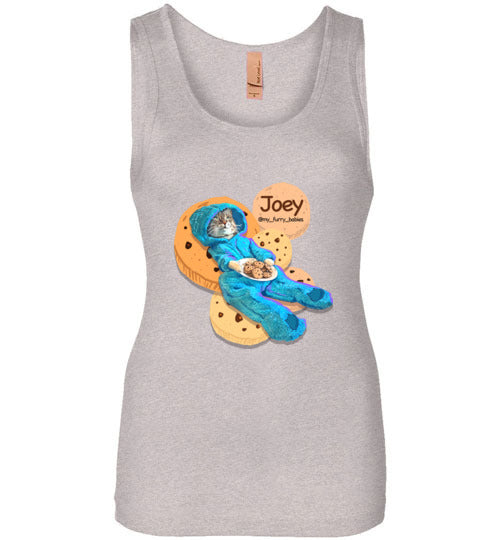 Joey Cookies Cat Women's Tank Top