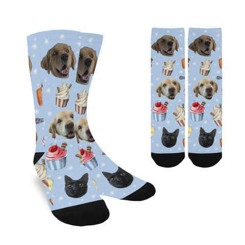 Mojito Rose Family Official Socks