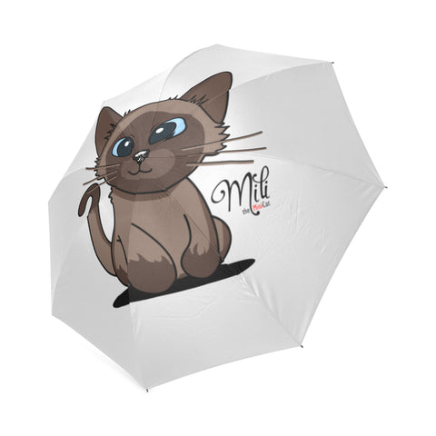 Cute Mili Foldable Umbrella