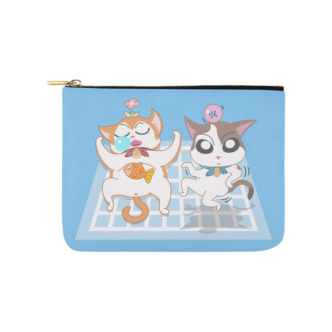 Riki and Riku Pouch or Make up Wallet Collection
