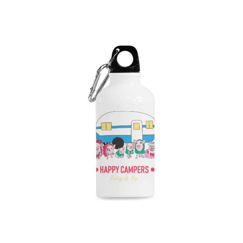 Happy Campers 13.5oz Sports Bottle