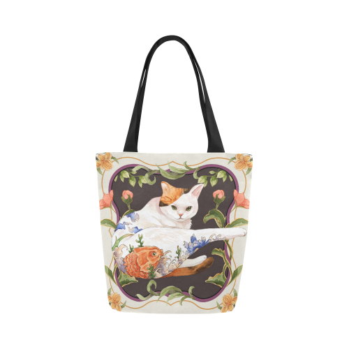 Botanicat Tote Bags Collection-Kucicat