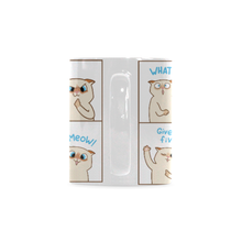 Coco Cat White Mug(11OZ)