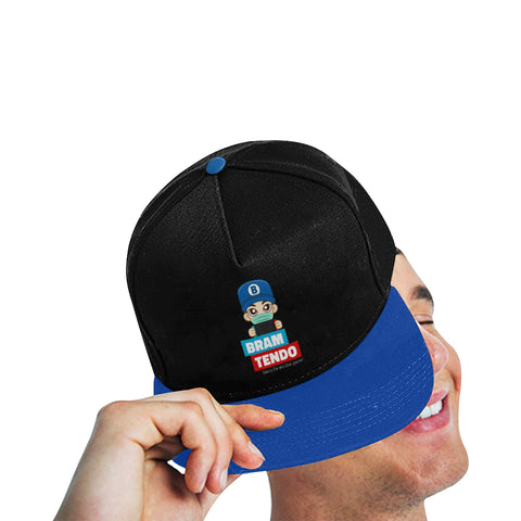 Bramtendo In Mask Official All Over Print Snapback Hat