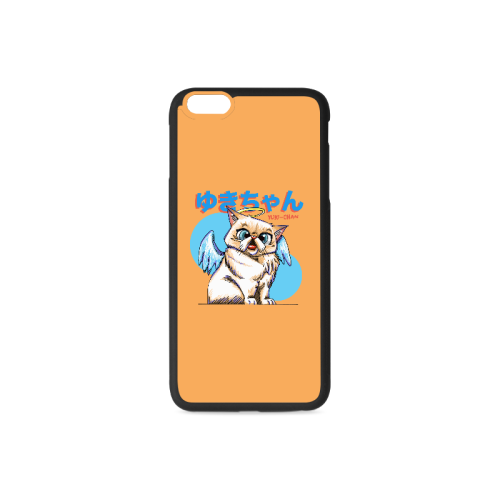 Yuki Chan Rubber Case for iPhone-iphone case-One Size-Yuki Chan Rubber Case for iPhone 6/6s Plus-Kucicat