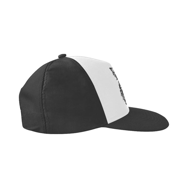Henry King of Fluff Snapback Hat-All Over Print Snapback Hat-One Size-Kucicat