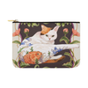 "Botanicat Pouch Collections-pouch-12.5""x8.5""-Meowdel Carry-All Pouch 12.5''x8.5''-Kucicat"