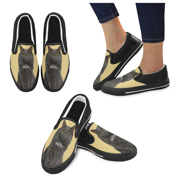 Sempai Arts Bashi Women's Slip-on Canvas Shoes