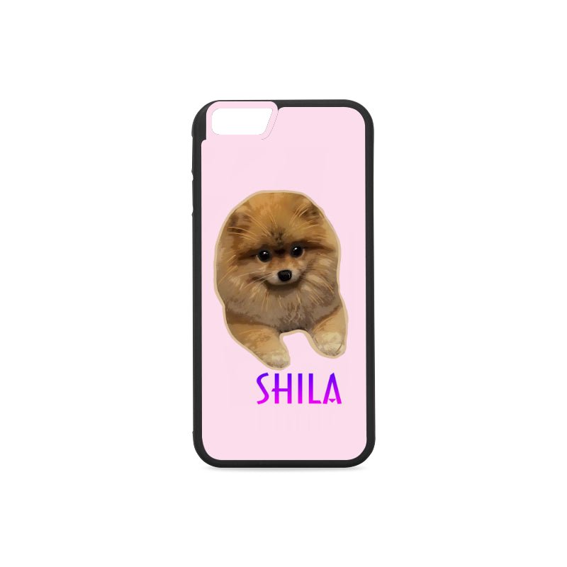 Shila Rubber Case for iPhone