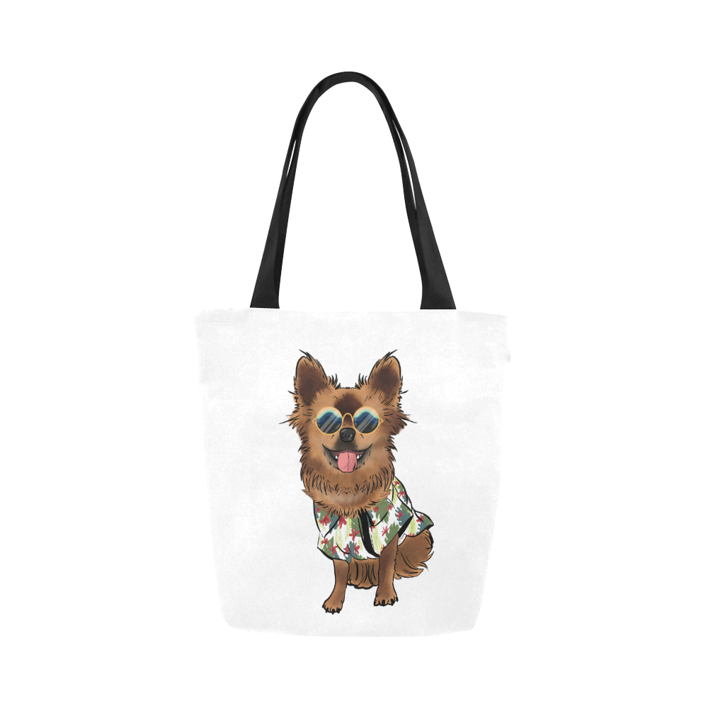 Chewie Canvas Tote Bag-Kucicat