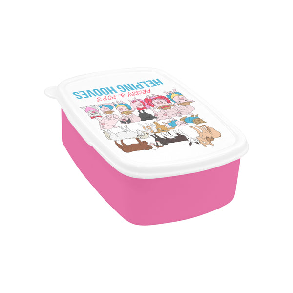 Prissy & Pop's Helping Hooves Official Children's Lunch Box
