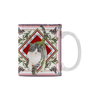 Botanicat Mugs Collection-Mugs-One Size-Botanicat Camouflage White Mug(11OZ)-Kucicat
