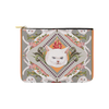 "Botanicat Pouch Collections-pouch-8""x6""-Tropical Carry-All Pouch 8''x 6''-Kucicat"