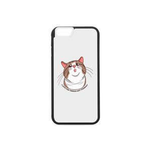 Rexie Cat I live For Tongue Out Tuesday iPhone Case-iphone case-One Size-Rexie Cat I live For Tongue Out Tuesday Rubber Case for iPhone 6/6s-Kucicat
