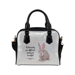 Mr. Bigglesworth Shoulder Handbag