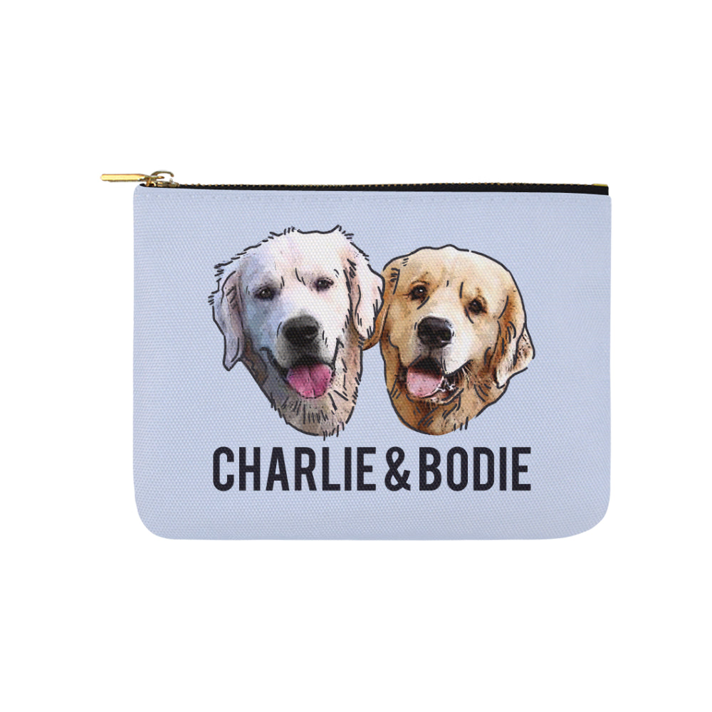 Charlie and Bodie Pouch