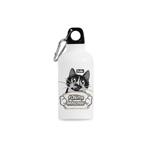 Rollie #CHkitten Ambassador Cazorla Sports Bottle(13.5OZ)