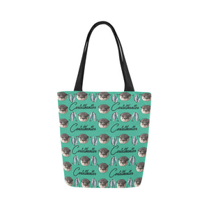 Cartel The Otter Official Canvas Tote Bag
