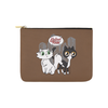 Neyland and Knox Pouch-pouch-One Size-Neyland and Knox Carry-All Pouch 8''x 6''-Kucicat