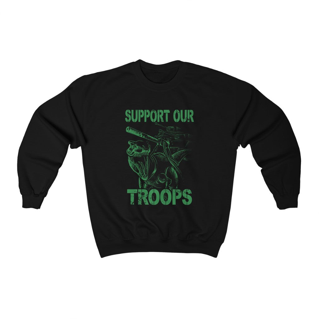 Support Our Troops - Sweater