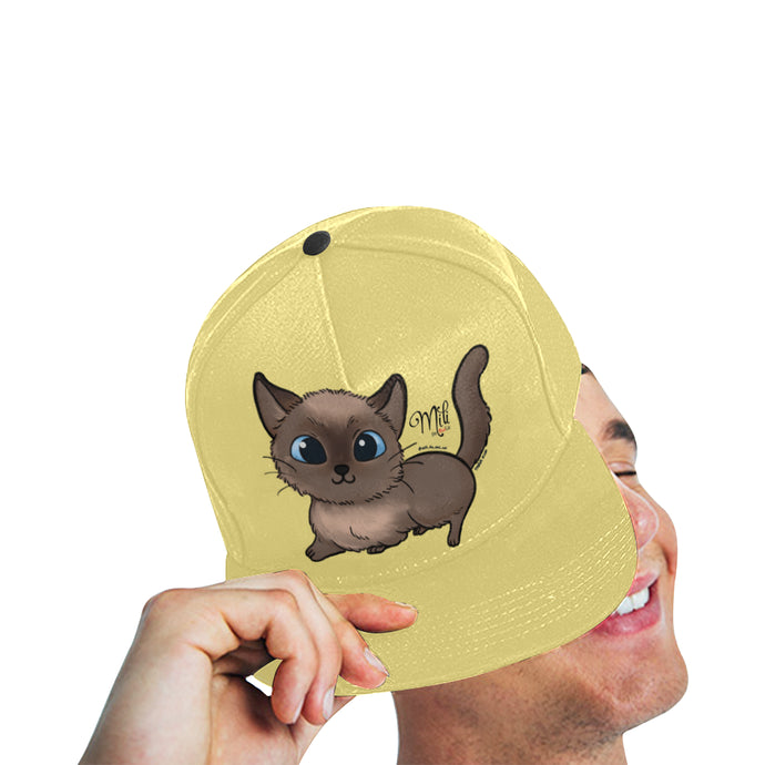 Adorable Mili Snapback Hat