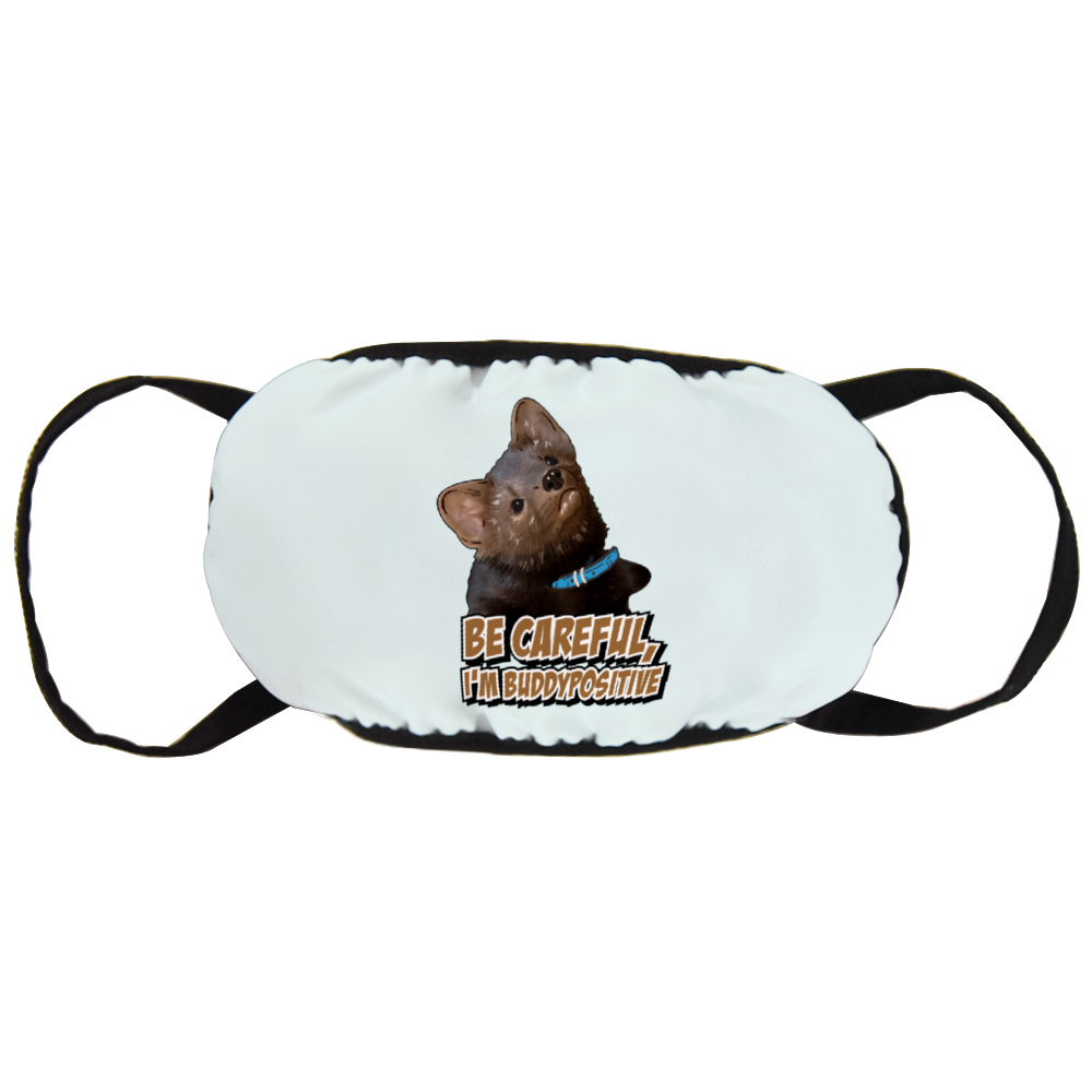 Sable Buddy Positive Official Face Mask