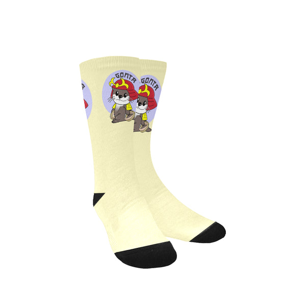 Gonta Otter Ring Master Custom Socks