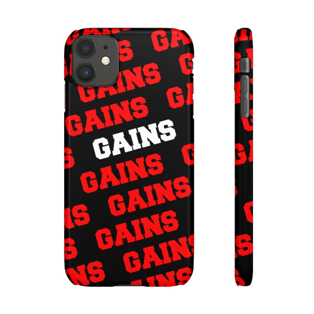 GAINS Phone case