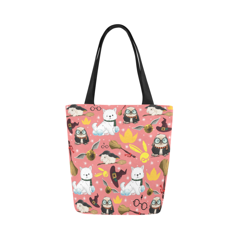Professor Poppet Official Canvas Tote Bag