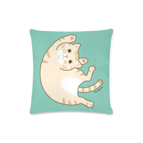 Lying Gombung Zippered Pillow Case 16