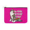 Disability does not Mean Inability Pouch-Accessory Pouches-12.5''x8.5''-Disability does not Mean Inability Carry-All Pouch 12.5''x8.5''-Kucicat