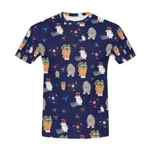 Chub Bun Sub-Atomic Official All Over Print Men's T-Shirt-Vardise.com