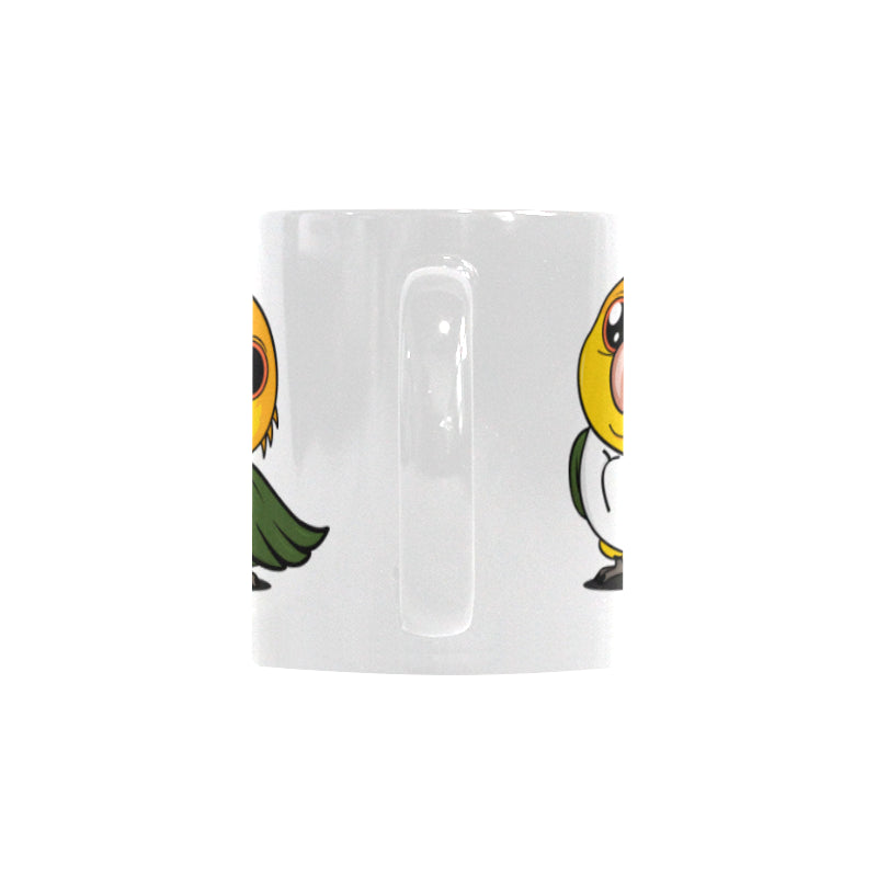 Jalapeno Custom White Mug (11oz)