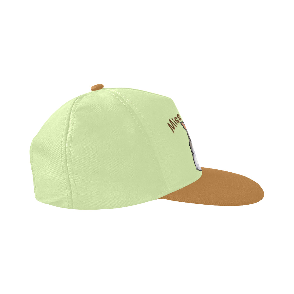 Miss Biscuits Snapback Hat
