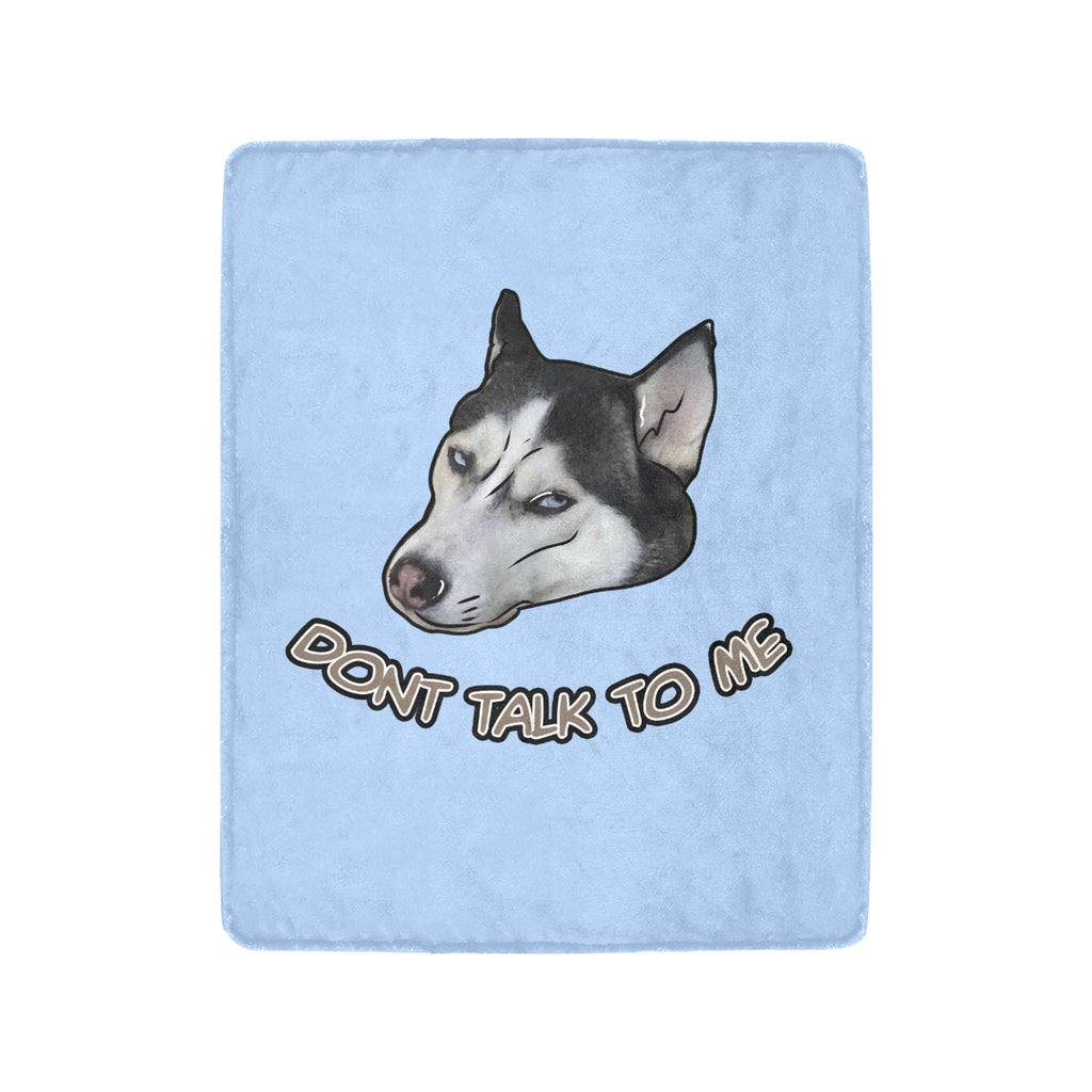 "Liam and Luna Limited Edition Ultra-Soft Micro Fleece Blankets 40""x50"""