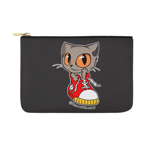 "Knoet Carry-All Pouch Collections-pouch-12.5""x8.5""-Knoet1 Carry-All Pouch 12.5''x8.5''-Kucicat"