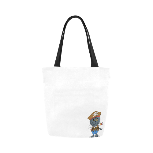 Knoet British Shorthair Canvas Tote Bag-Kucicat