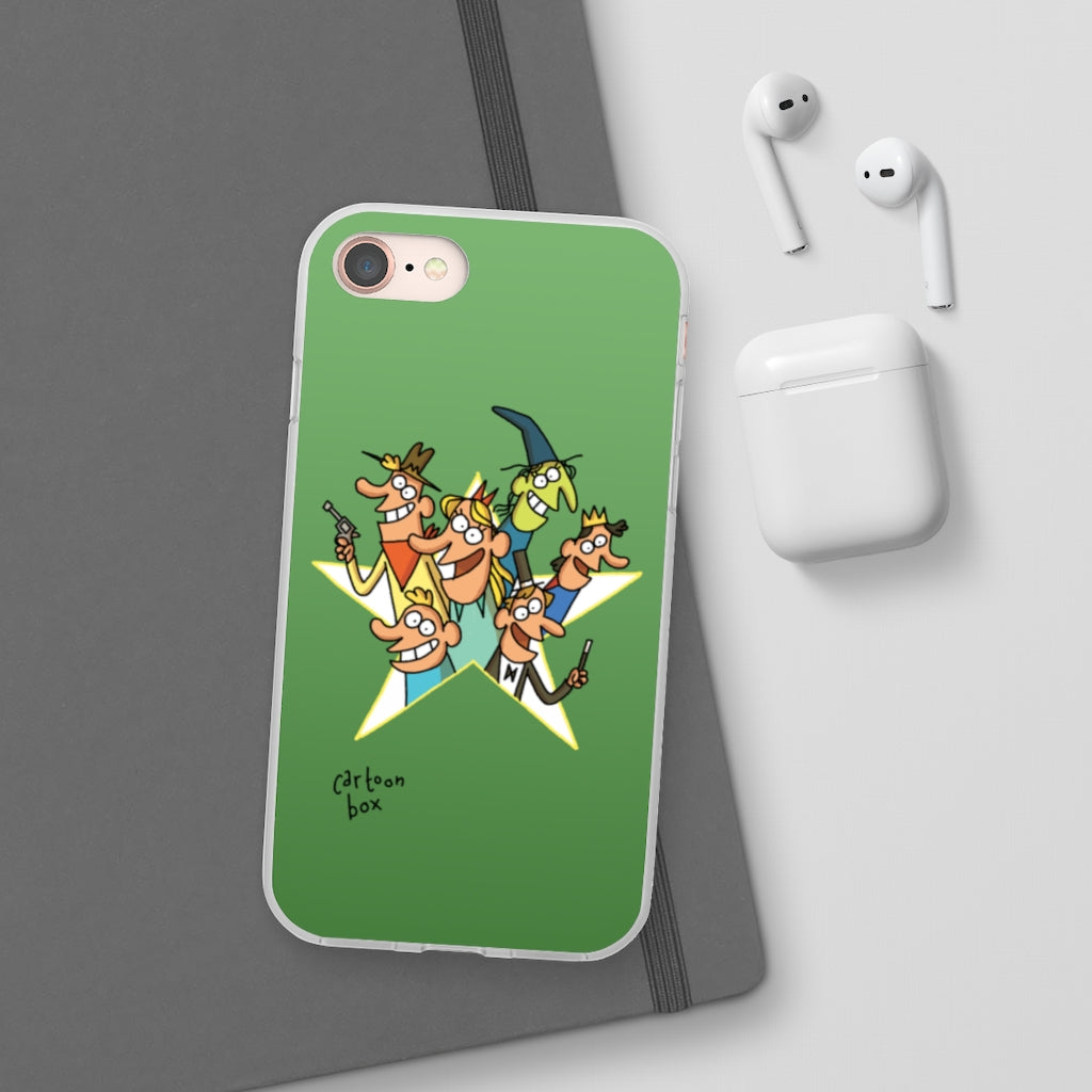 Cartoon Box Party Phone Case