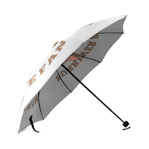 Furrever Rexie's Number One Fan Foldable Umbrella-Foldable Umbrella-[Color]-[Size]-Kucicat