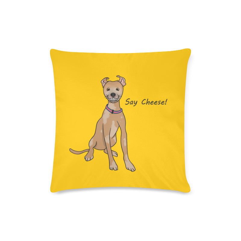 Chupey Say Cheese! Pillowcase
