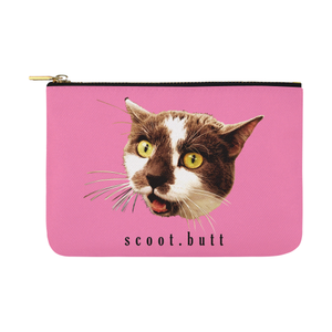 Fierce Scoot Butt Make up Pouch Collections