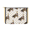 "Botanicat Pouch Collections-pouch-12.5""x8.5""-Coat Carry-All Pouch 12.5''x8.5''-Kucicat"