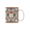 Botanicat Mugs Collection-Mugs-One Size-Botanicat Tropicat White Mug(11OZ)-Kucicat