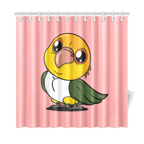 "Jalapeno Shower Curtain 72""x72"""