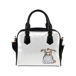 Miss Biscuits Shoulder Handbag