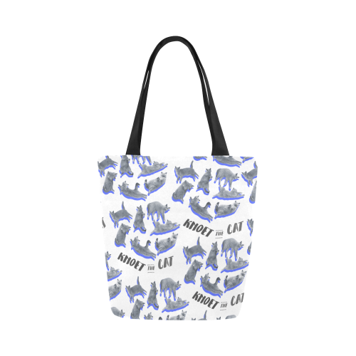 Knoet Canvas Tote Bag Collections-Kucicat