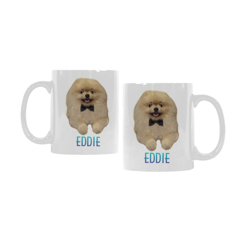Eddie White Mug(11OZ)
